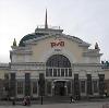 Железнодорожные вокзалы в Таксимо