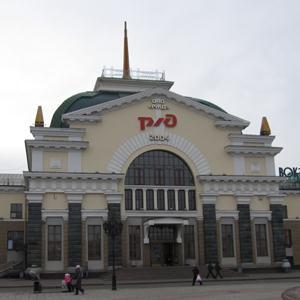 Железнодорожные вокзалы Таксимо